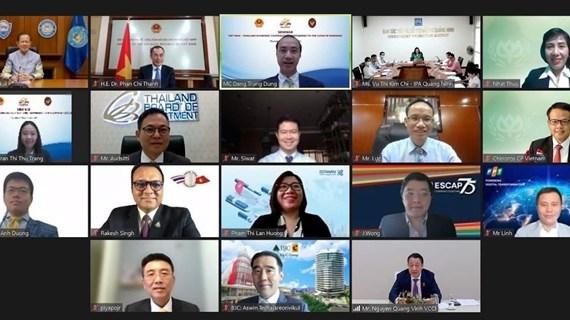 Coopération économique Vietnam - Thaïlande en réponse à l'épidémie de COVID-19