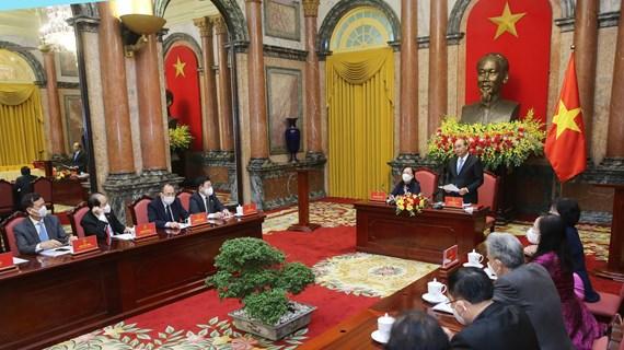 Président Nguyen Xuan Phuc: Les personnes âgées sont un pilier de la famille et de la société