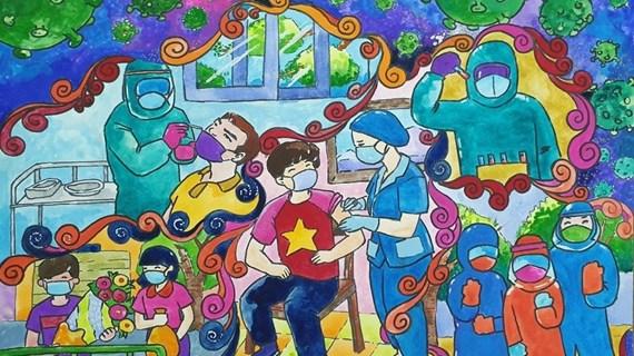 COVID-19: Des enfants vietnamiens en Australie mobilisent des fonds pour soutenir le Vietnam