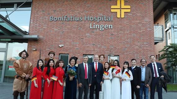Le Vietnam et l'Allemagne promeuvent leur coopération dans le domaine des soins infirmiers