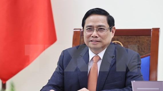 Le PM Pham Minh Chinh participera par visioconférence aux 38e et 39e Sommets de l'ASEAN