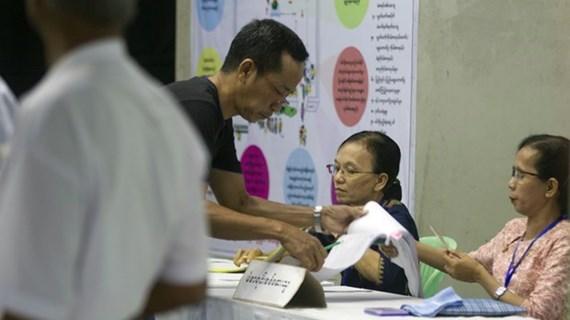 Le Myanmar prévoit toujours d'organiser des élections générales le 8 novembre