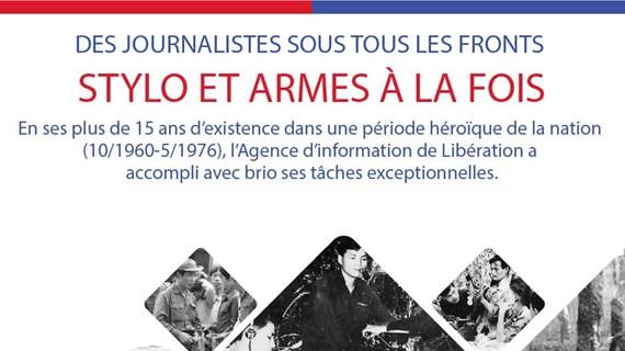 Des journalistes sous tous les fronts: stylo et armes à la fois