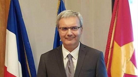 L'ambassadeur de France souhaite vivre le Têt à Hanoï