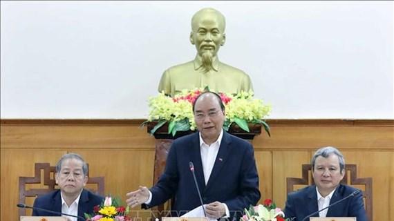 PM: Thua Thien-Hue doit rapidement surmonter l'impact du nCoV