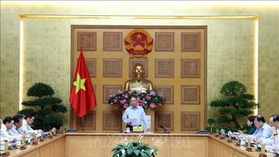 Le PM Nguyen Xuan Phuc demande de contrôler l'IPC au-dessous de 4%