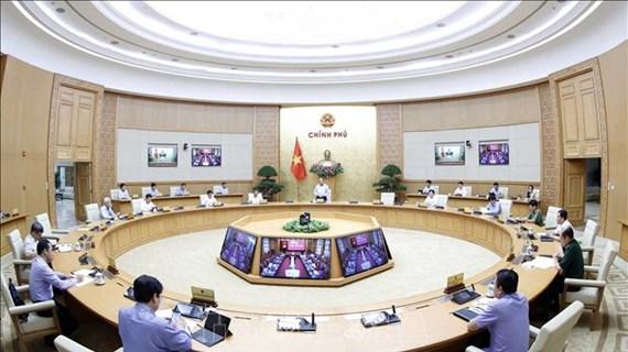 Le Premier ministre appelle à redoubler d'efforts contre la pandémie de COVID-19