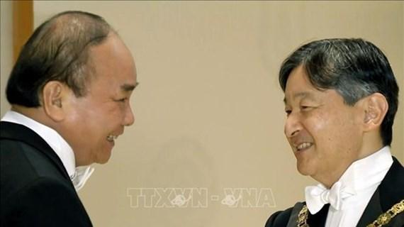Le PM achève son séjour au Japon pour participer à l'intronisation de l'empereur Naruhito