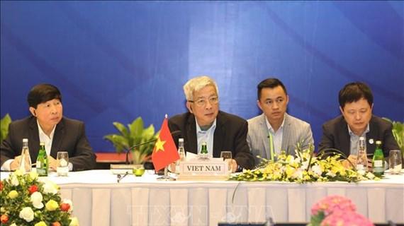 Les hauts officiels de la Défense de l'ASEAN se réunissent à Hanoï
