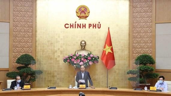 Le Premier ministre exhorte la collaboration à s'intensifier dans la lutte contre le COVID-19