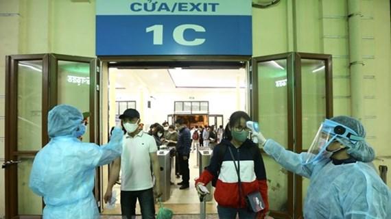 COVID-19 : le Vietnam ne détecte aucun nouveau cas de transmission locale depuis 43 jours