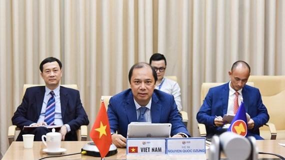 Le Vietnam renforce la coopération de l'ASEAN au développement durable