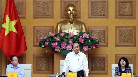 Le PM demande une évaluation totale des efforts d'émulation patriotique