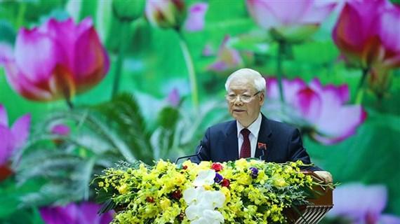 Le leader exhorte à rendre le Comité du Parti de l'Armée sain et puissant