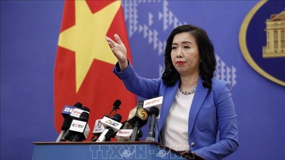 Mer Orientale :  la position du Vietnam reste immuable