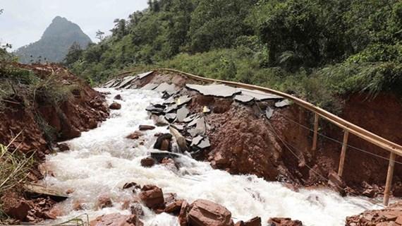 Inondations au Centre : messages de sympathie de dirigeants de pays et Partis politiques