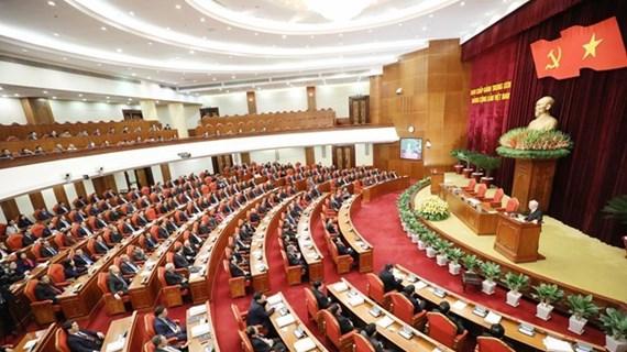 Ouverture du 15e Plénum du Comité central du Parti