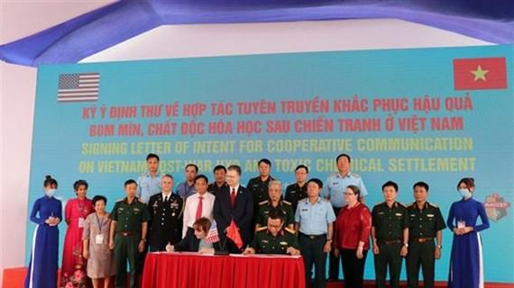 Poursuite de la coopération Vietnam-Etats-Unis dans le traitement de la dioxine