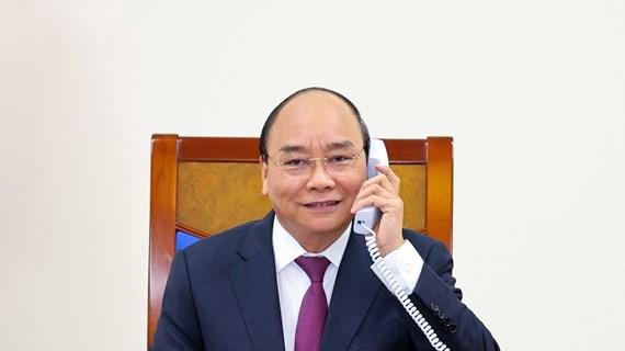 Conversation téléphonique entre les deux Premiers ministres vietnamien et australien