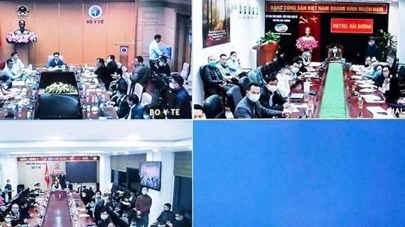 COVID-19 : deux cas de transmission intracommunautaire détectés à Hai Duong et Quang Ninh