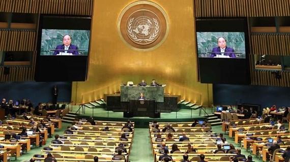 Le Vietnam, partenaire solide pour la paix et le développement durable