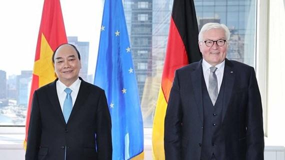 Promouvoir le partenariat stratégique efficace Vietnam-Allemagne
