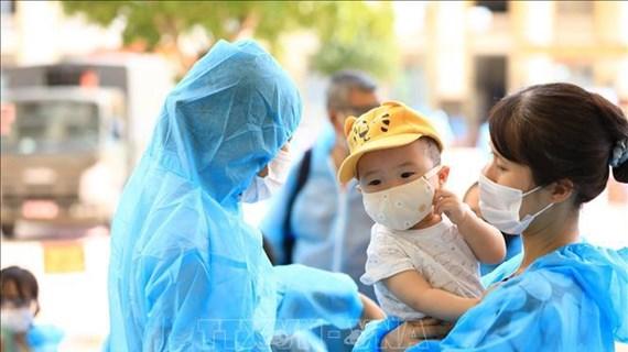 Hô Chi Minh-Ville veille sur les enfants orphelins à cause du Covid-19