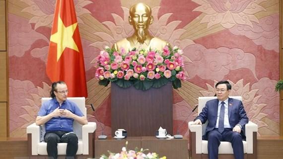 Le Vietnam apprécie la coopération de NG Biotech dans la lutte contre le COVID-19