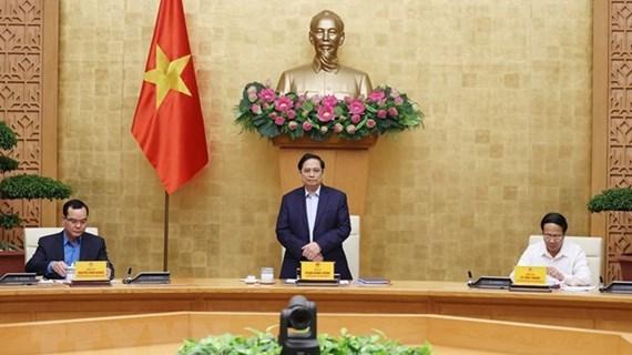Le PM travaille avec la Confédération générale du travail du Vietnam