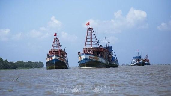 Les garde-frontières durcissent les mesures contre la pêche INN