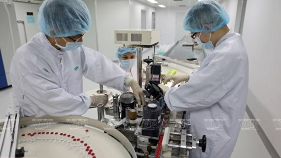 Le Vietnam approuve un programme de développement de vaccins