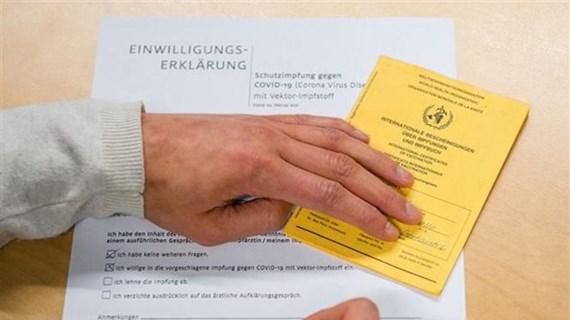 Le VN reconnaît les certificats de vaccination et passeports vaccinaux de 72 pays et territoires