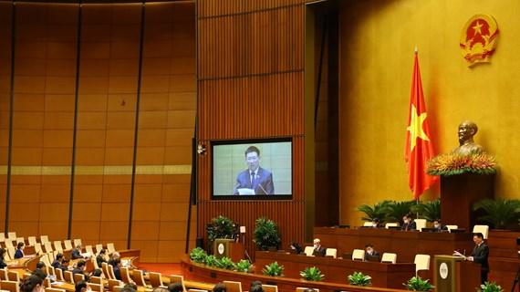 Troisième jour ouvrable de la 2e session de la 15e Assemblée nationale