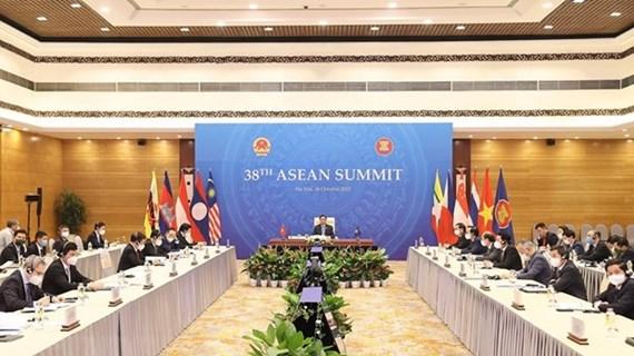 Ouverture des 38e et 39e Sommets de l'ASEAN