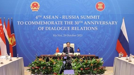Le Vietnam s'efforce de contribuer au partenariat ASEAN-Russie