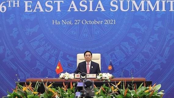 Le Premier ministre participe au 16e Sommet d'Asie de l'Est