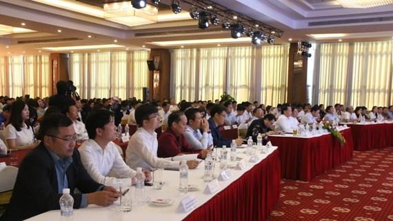 Le Forum national sur le start-up organisé à Quang Nam