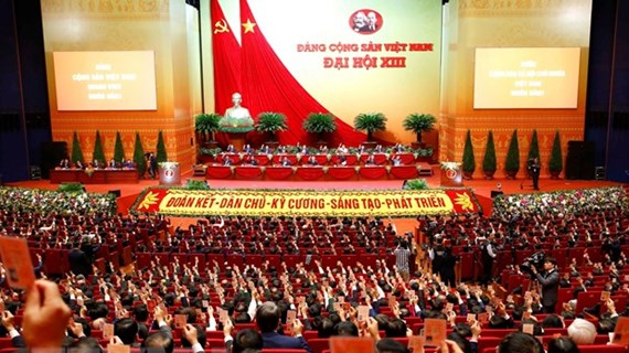 Le 13e Congrès national du Parti débute ce mardi matin