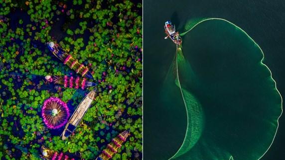 Des photos prises au Vietnam à l'honneur aux Drone Photo Awards