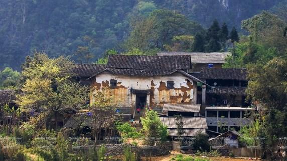 À Hà Giang, une ancienne maison qui ne laisse pas de marbre