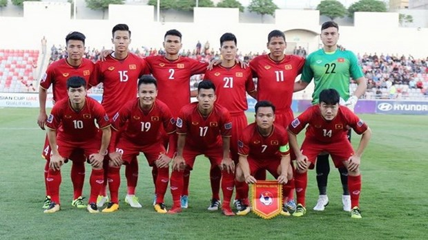 AFF Suzuki Cup 2018 : la chaine sud-coreenne SBS diffusera des matchs du Vietnam hinh anh 1