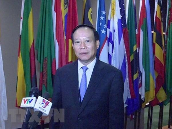 Presentation du rapport national sur l'application de la Convention contre la torture hinh anh 1