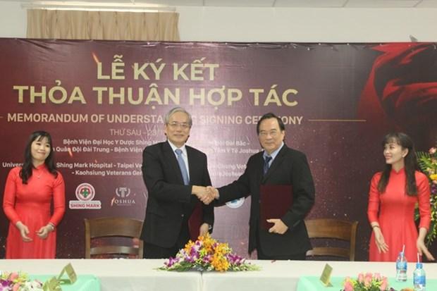 Dong Nai renforce sa cooperation avec des hopitaux etrangers hinh anh 1
