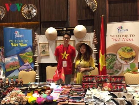 L'artisanat et la cuisine traditionnelle du Vietnam presentes en Turquie hinh anh 1