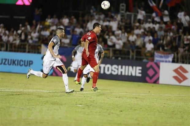 AFF Suzuki Cup : la victoire du Vietnam contre les Philippines couverte par les mediaux etrangers hinh anh 1