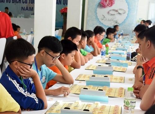 Les championnats d'Asie juniors elargis de xiangqi Vietnam 2018 attendus a Quang Ninh hinh anh 1