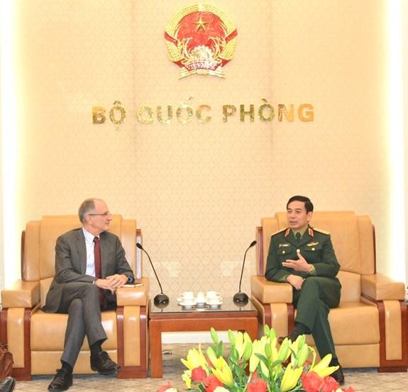 Les relations Vietnam – UE connaissent des avancees hinh anh 1