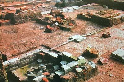 Histoire de la decouverte de la citadelle de Thang Long hinh anh 1
