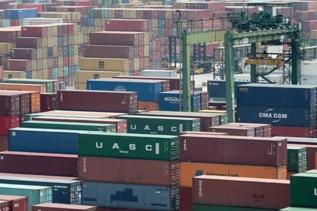Les exportations singapouriennes en baisse de 2,6% en novembre hinh anh 1