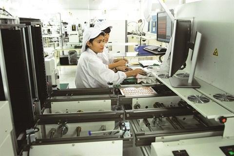 Entreprises vietnamiennes et etrangeres, un grand ecart hinh anh 1